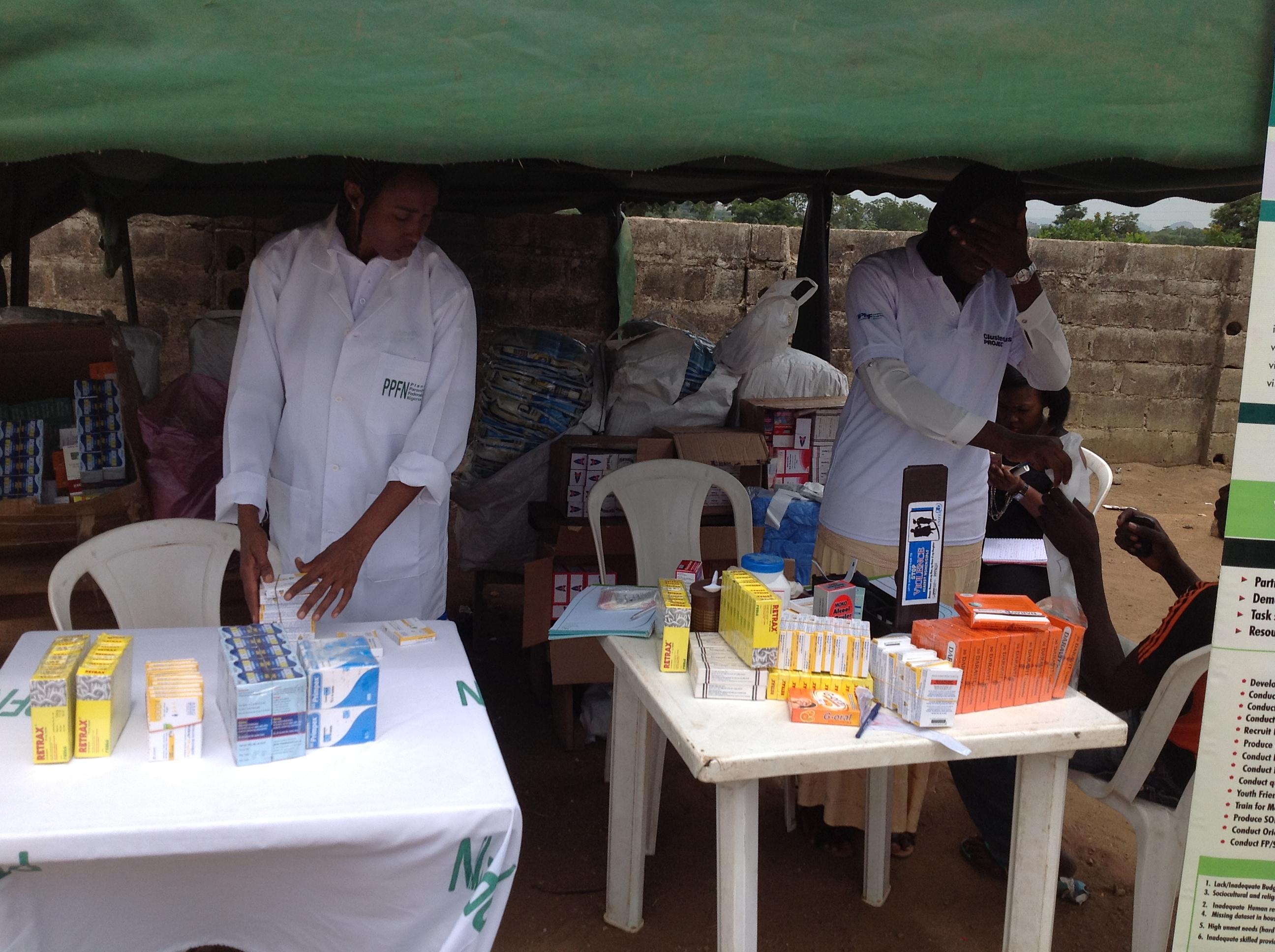 PPFN - Global Fund Malaria