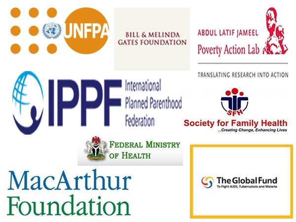 Partners & Donors
